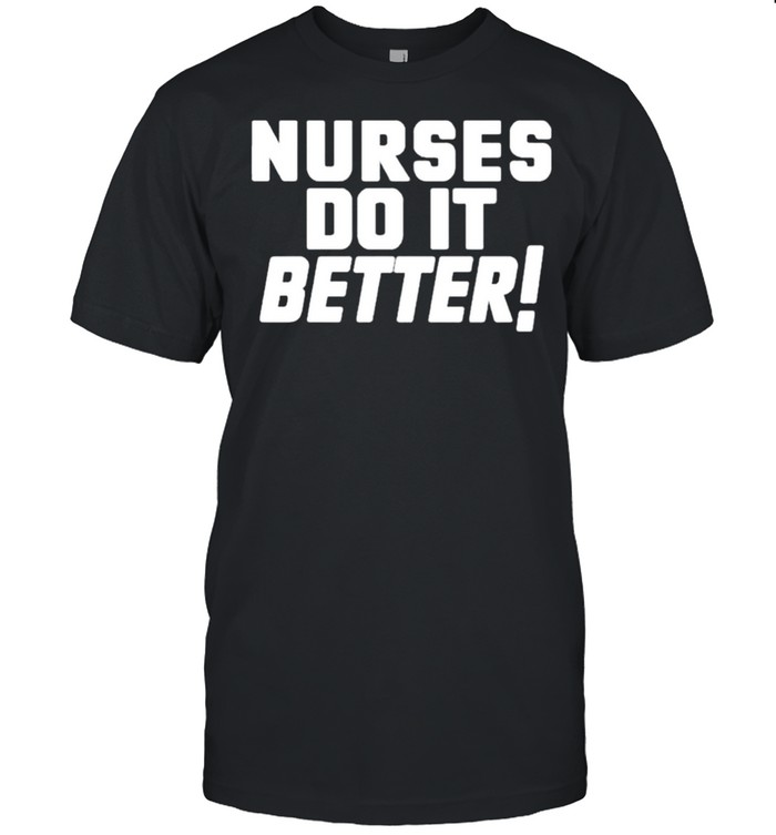 Nurses do it better led Zeppelin robert plant Tshirt