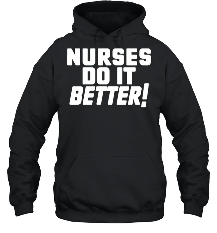 Nurses do it better led Zeppelin robert plant Tshirt Unisex Hoodie