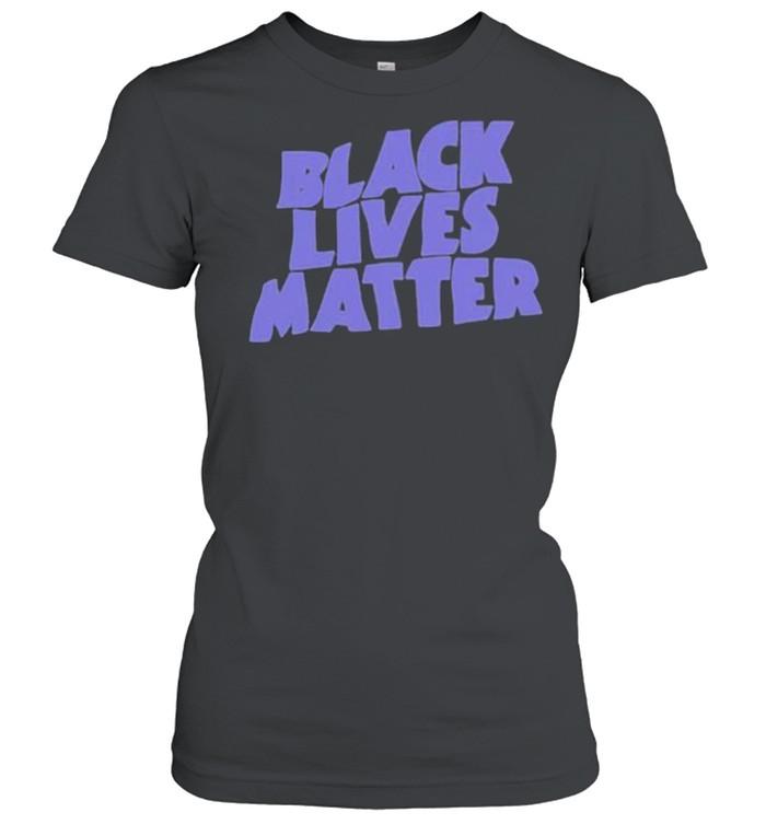 black lives matter shirt Classic Women's T-shirt