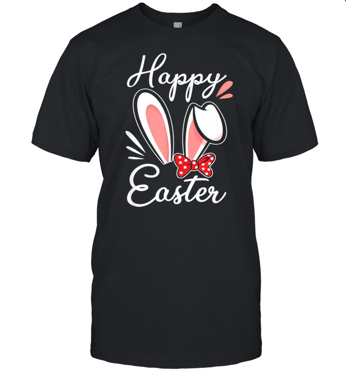 Happy Easter Bunny shirt