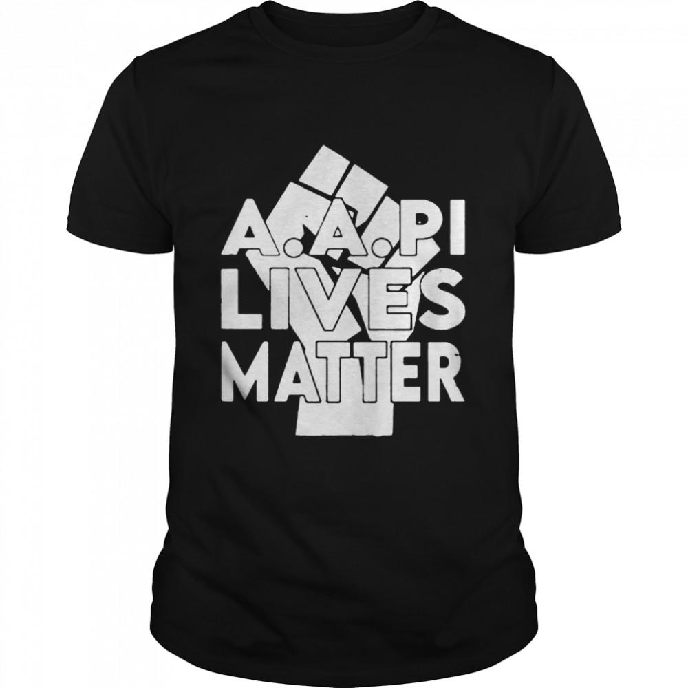 AAPI Lives Matter 2021 shirt