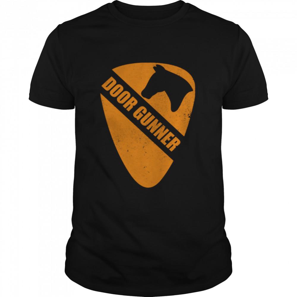 Door Gunner distressed shirt