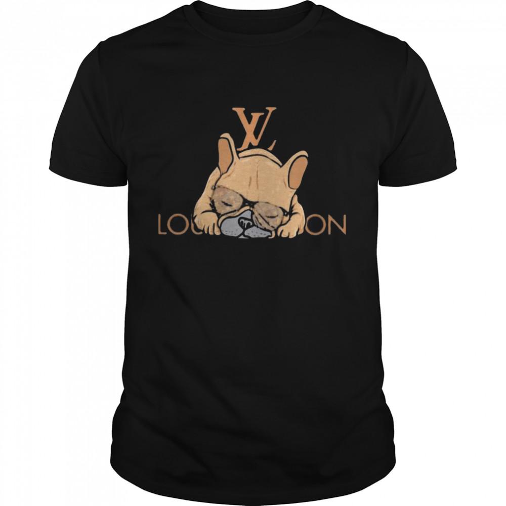Pitbull Dog Lv Shirt