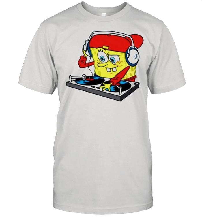 Dj Bob Isponja Remix shirt