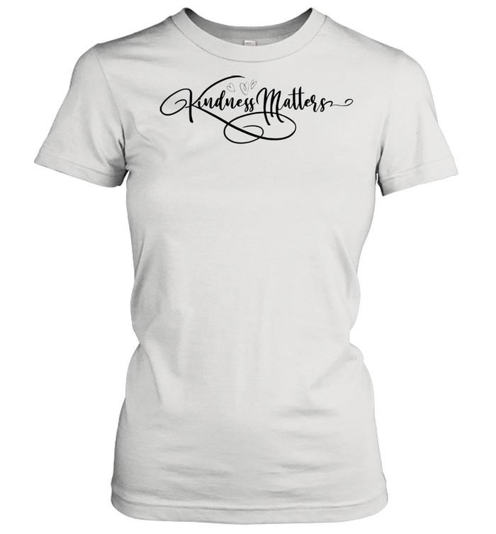 Kindness Matters  Classic Women's T-shirt