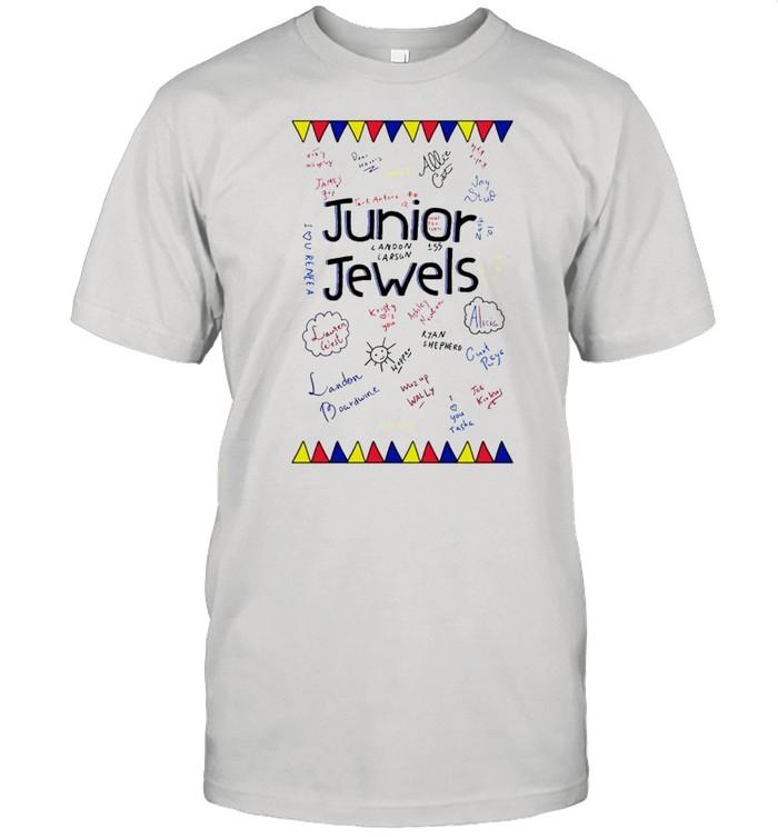Junior jewels shirt
