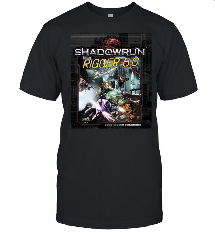 Shadowrun Rigger 5 Dragon Shirt