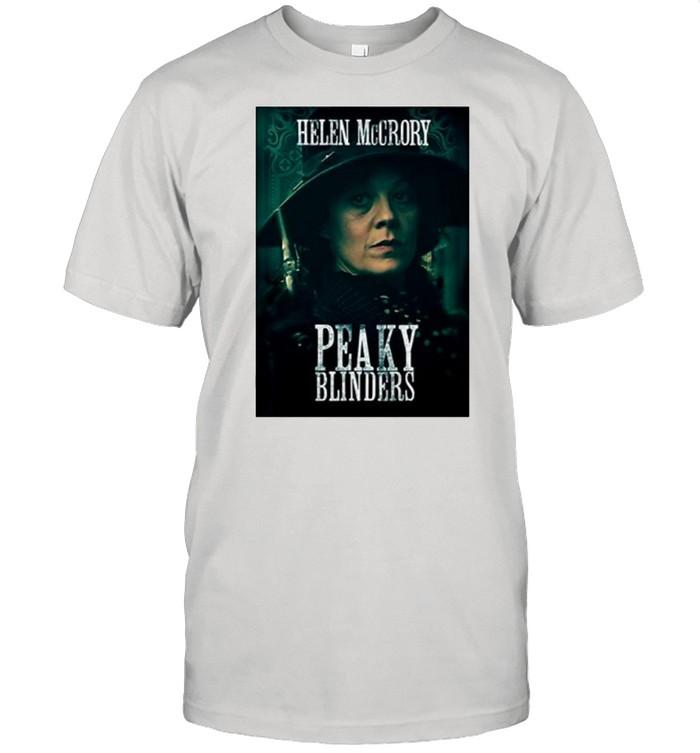 Helena Mccrory Peaky Blinders Rip Shirt