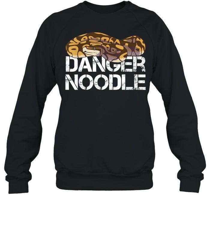 Love Snakes Danger Noodle shirt Unisex Sweatshirt