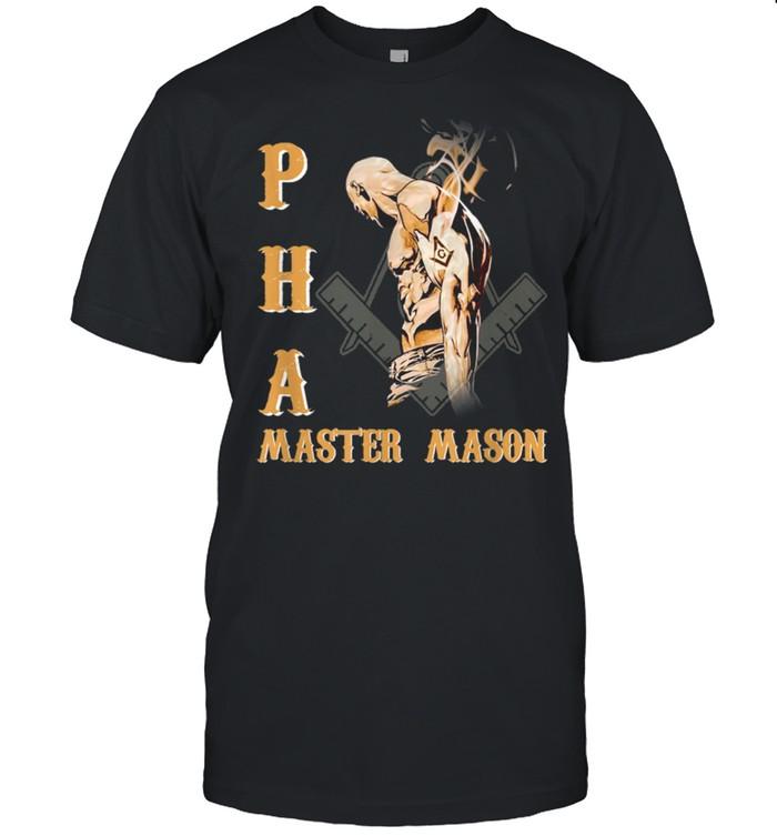PHA Master Mason shirt