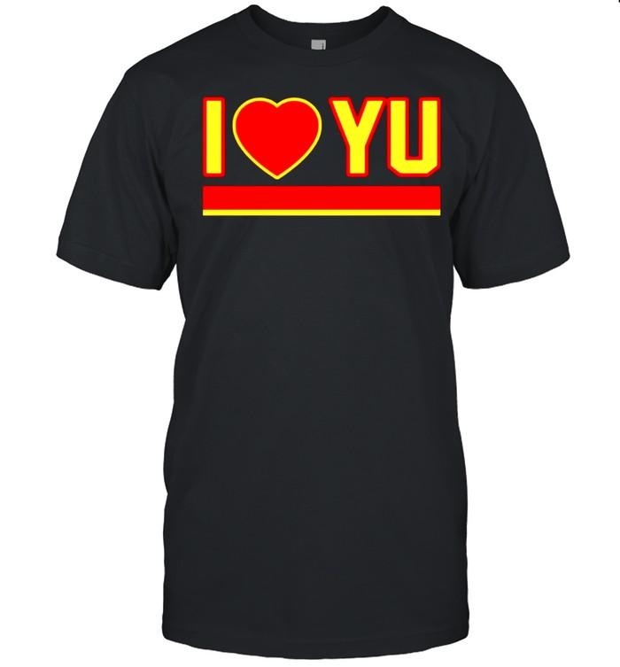I love Yu shirt