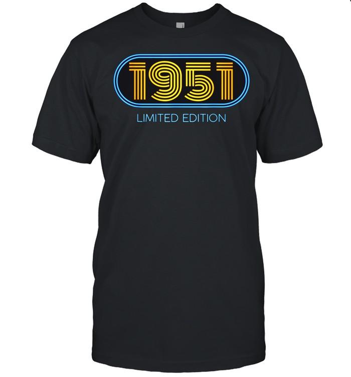 1951 Lustig Geschenk Shirt