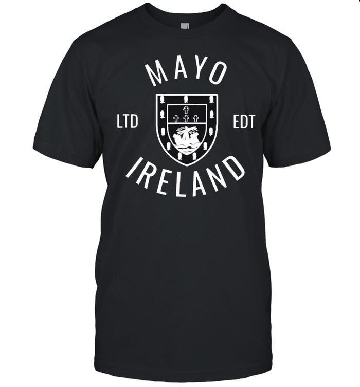 Mayo Ireland County Pride Gaelic Football and Hurling shirt