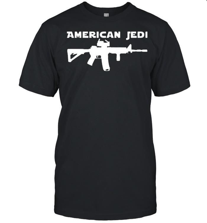 AR 15 American Jedi shirt