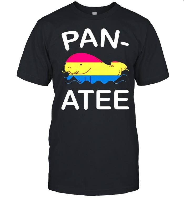 Pan Atee Lgbt Rainbow shirt