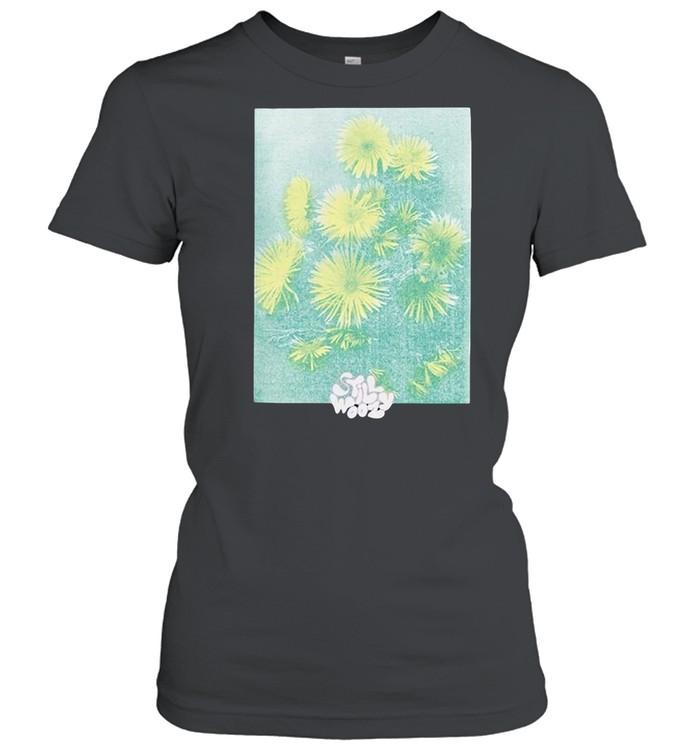 Flower Still Will Woozy  Classic Women's T-shirt