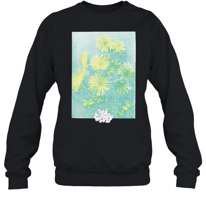 Flower Still Will Woozy  Unisex Sweatshirt