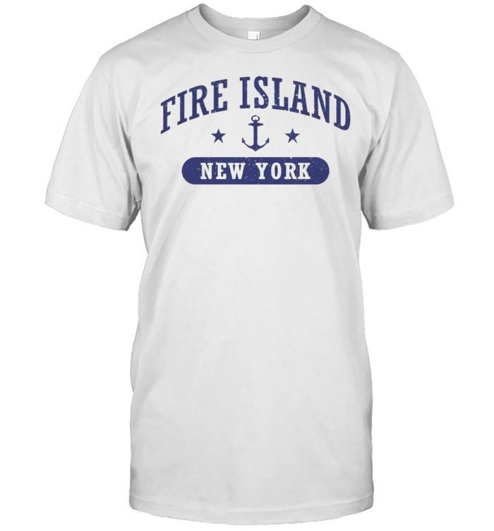 Cafepress Fire Island New York shirt