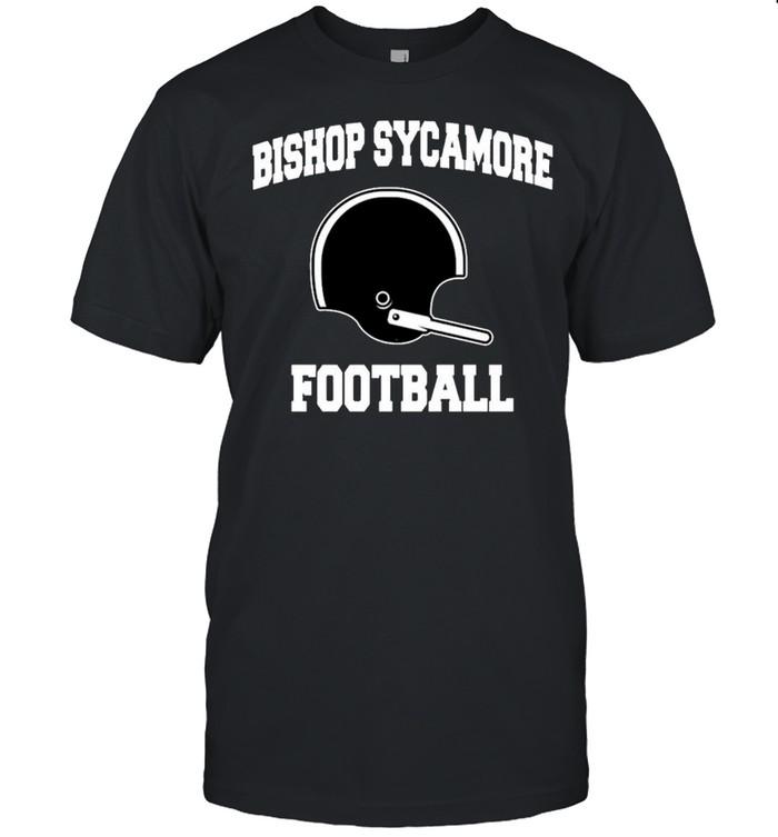 Bishop Sycamore Helmet shirt