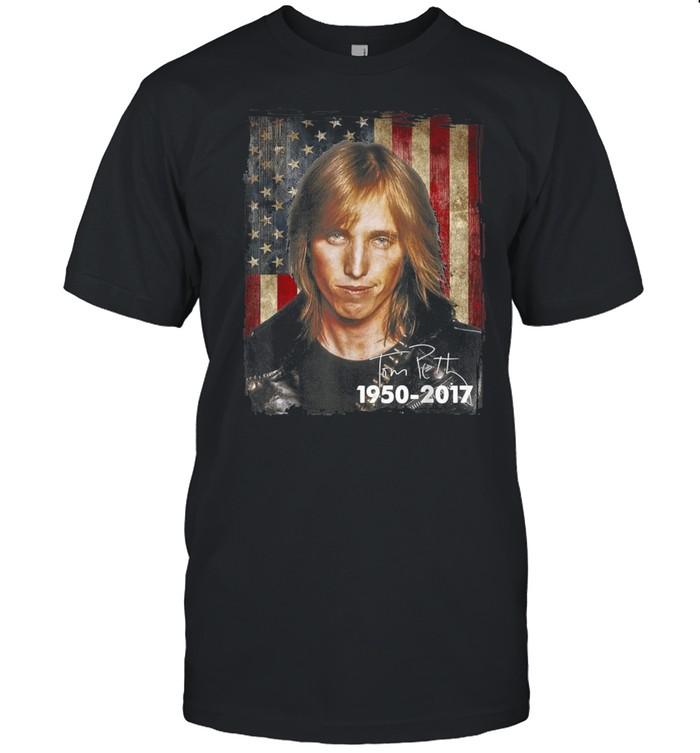 Vintage Petty American Flag shirt