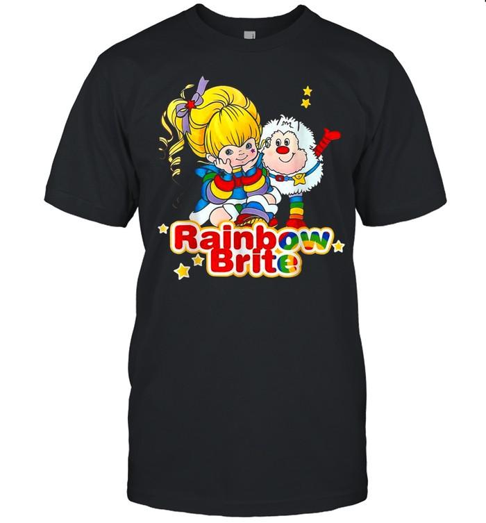 Rainbows Brite shirt