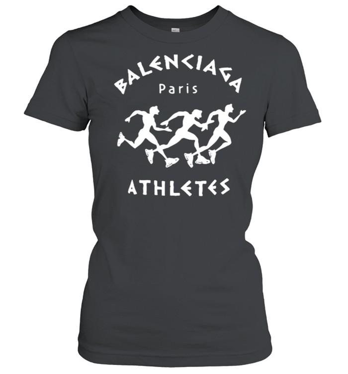 Balenciaga Paris Athletes  Classic Women's T-shirt