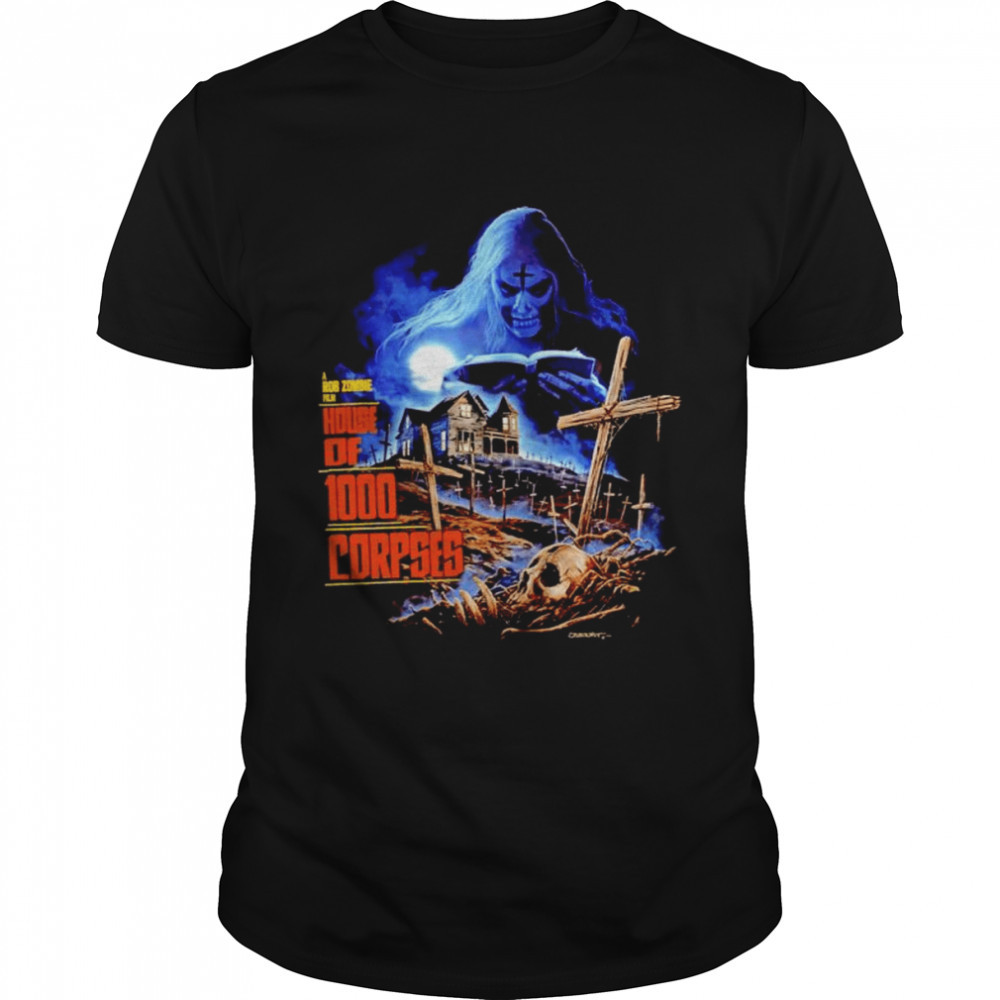 Rob Zombie's House Of 1000 Corpses shirt