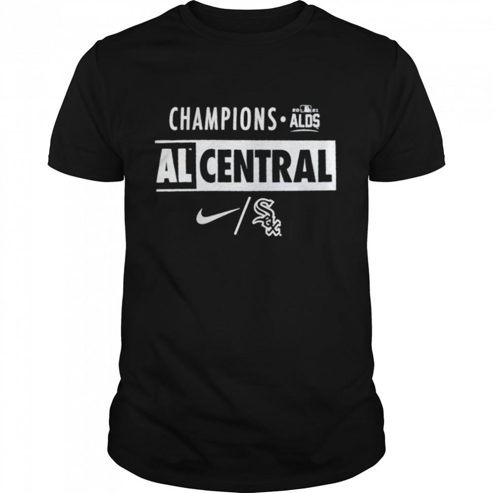 Chicago White Sox 2021 al central division champions shirt