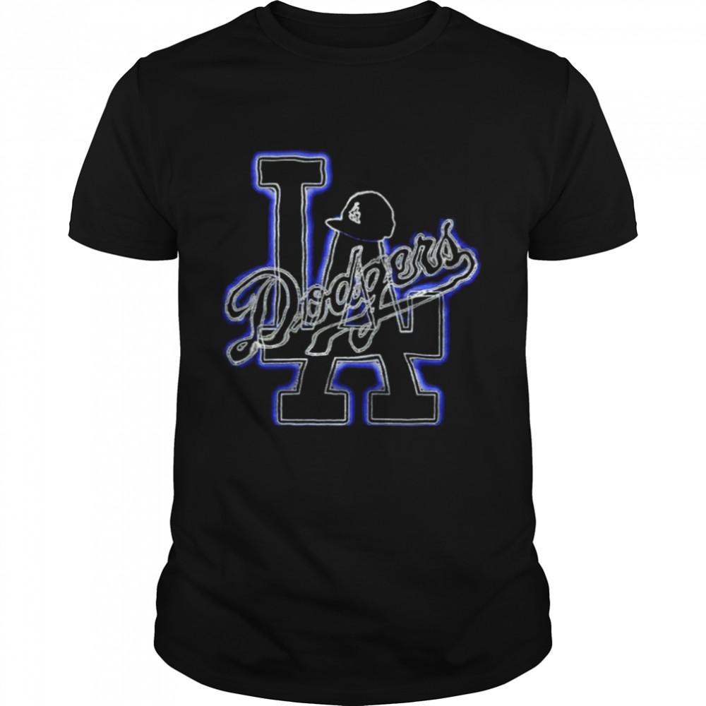 2021 Los Angeles Dodgers shirt